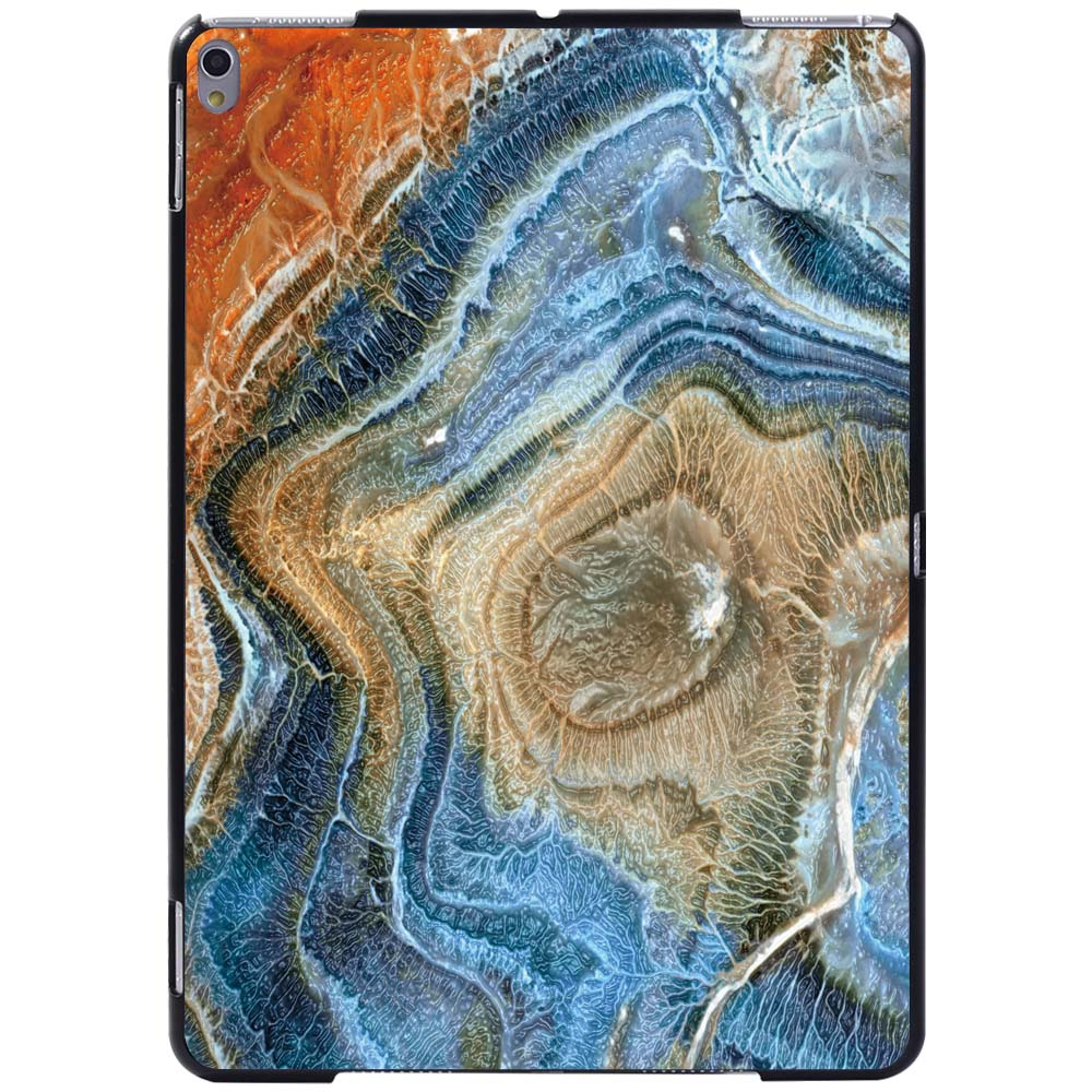 blue rainbow marble Rose Red For Apple iPad 8 10 2 2020 8th 8 Generation A2428 A2429 Slim Printed Marble tablet