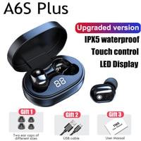 A6S Plus Black