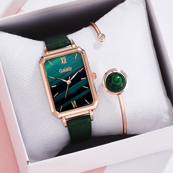 Office Ladies Buckle-Strap Watches