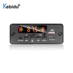 5 v 12 v 32 v 6 w amplificador mp3 decodificador placa handsfree bluetooth v5.0 carro mp3 player usb módulo de gravação fm aux rádio para alto-falante