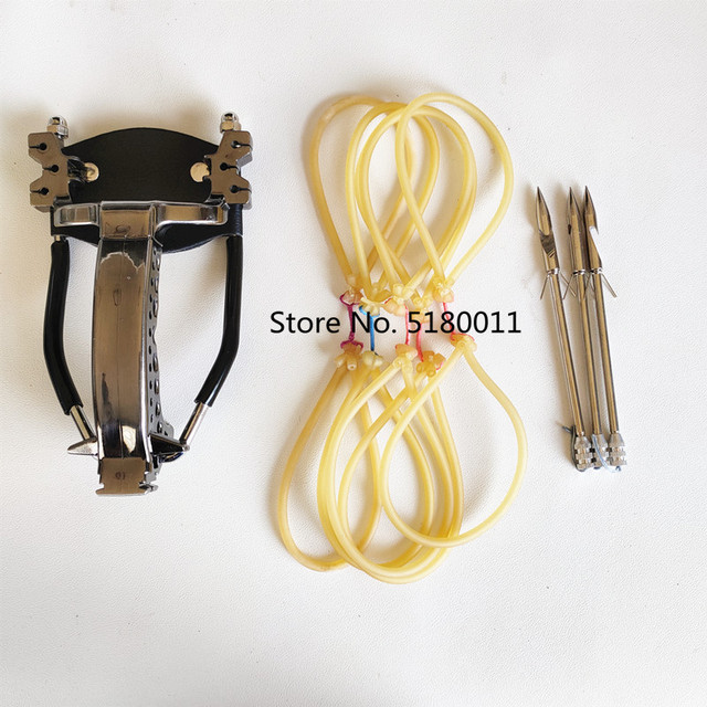 High power speed hunting fishing slingshot shooting arrow bow powerful catapult fishing compound bow fishing 2