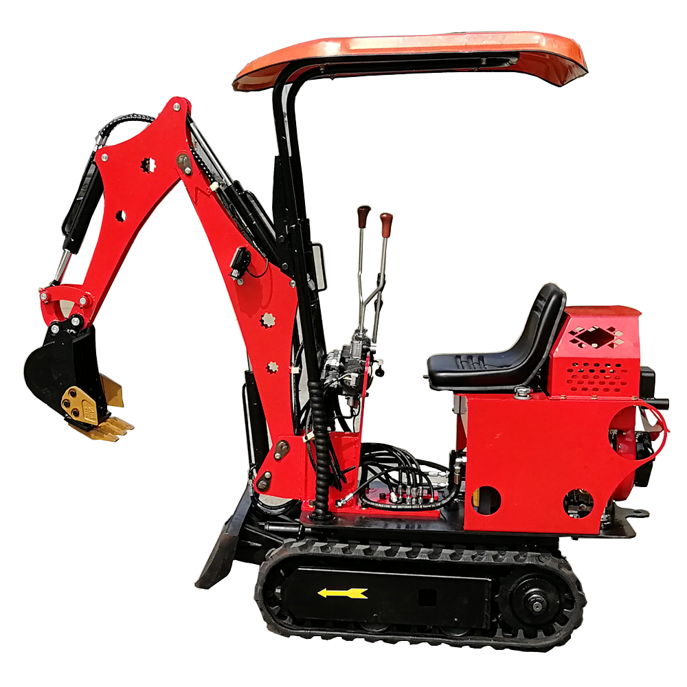 Crawler Excavator HT08 Micro Bagger Mini Excavator HIGHTOP