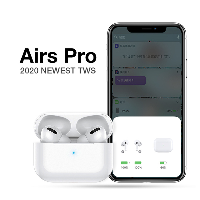 Pro3 tws Earbuds Wireless Headphones Bluetooth Earphone Touch Control For Pods Stereo Headset PK i100000 i12 1:1 air 3 pro 2