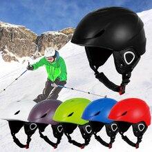 Protective Ski Helmet Skateboard Skiing Helmet Impact Resistance Ventilation Safety Sports Cycling Helmet Motorcycle