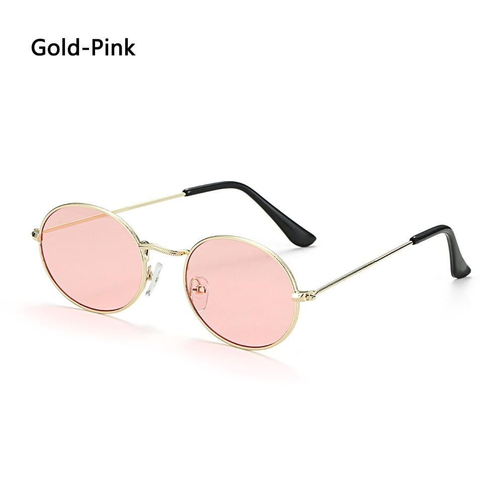 Fashion Vintage Shades Sun Glasses Elegant okulary Retro Small Oval Sunglasses for Men Women Eyeglasses gafas oculos 28