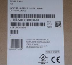PLC inteligentny zasilacz 6ES7288-0ED10-0AA0 5A