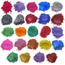 Epoxide Resin Metallic 52colours x3g Soap Color Set Colour Pigment Powder