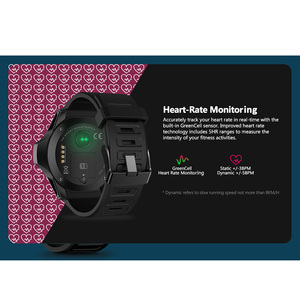 "Image 4 - Zeblaze reloj inteligente THOR 5 para hombre, sistema Dual, 2GB + 16GB, Pantalla AMOLED de 1,39 "", 454 x 454px, cámara de 8.0MP, GPS, WiFi, Bluetooth 4,0"
