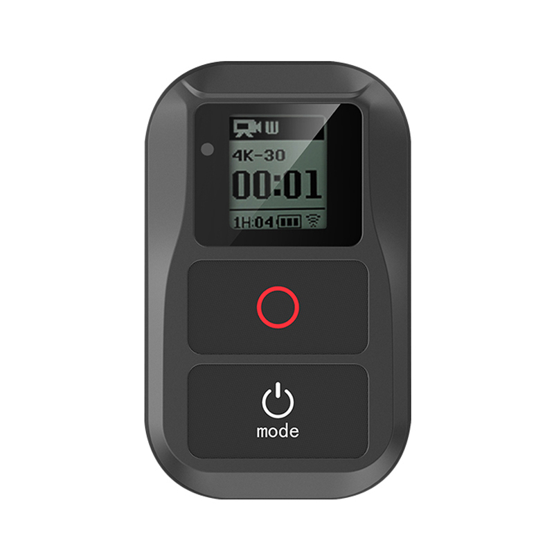 IG-Waterproof Wireless WiFi <font><b>Remote</b></font> for <font><b>Gopro</b></font> <font><b>Hero</b></font> 7 <font><b>6</b></font> 5 4 Session Go Pro 5 <font><b>6</b></font> 3+ <font><b>Smart</b></font> <font><b>Remote</b></font> Control Charging Cable Kits image