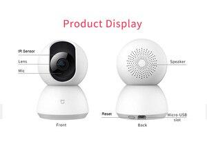 Image 5 - New Original Xiaomi MI Mijia Cameras 1080P Smart Camera IP Cam Webcam Camcorder 360 Angle wifi Wireless Night Vision For Mi home