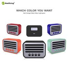 5w Wireless Bluetooth Speaker Mini Portable Loudspeaker with FM Radio Subwoofer Stereo Bass Music Support TF Card Play picun bt 08 wireless portable bluetooth headphones stereo music headbands support tf card with microphone for xiaomi phone