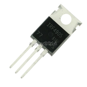 Image 4 - 10 stücke IRF4905PBF TO220 IRF4905 ZU 220 IRF4905P Power MOSFET neue und original