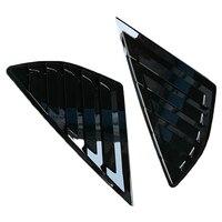 4 крышки двери, боковая крышка окна для Ford Fusion для Mondeo 1 пара четверть