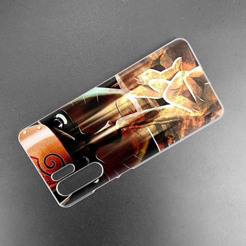 Naruto Anime Dragon Ball Case for Huawei Companheiro 30 20 10 P20 P30 Lite Pro P Inteligente Y9 Prime 2019 honra 8A 8X 10i PC Saco Tampa Do Telefone