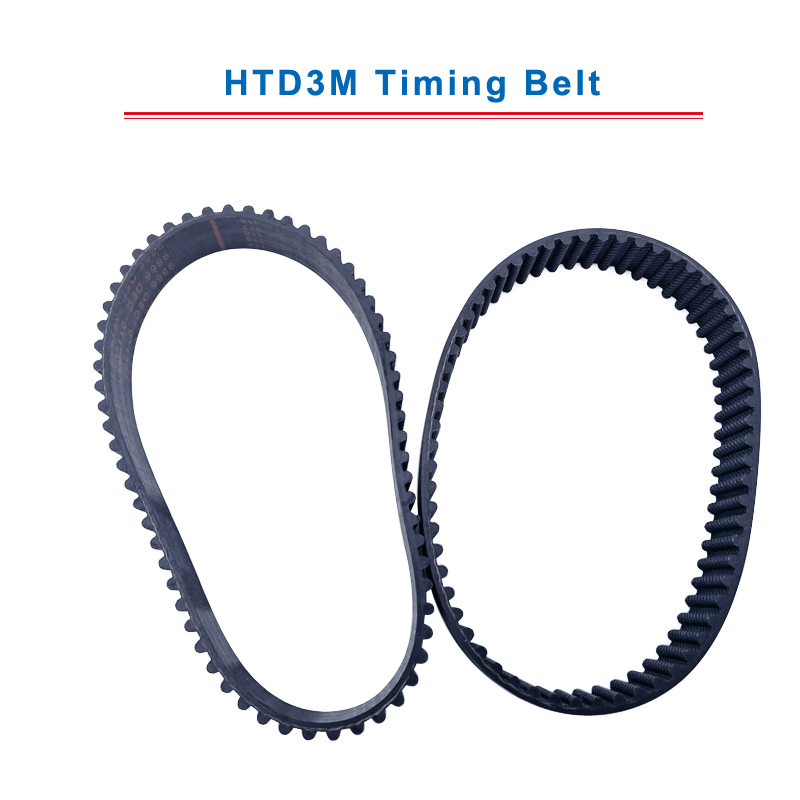552-3M-15 HTD Timing Belt 552 mm Long 15mm wide /& 3mm Pitch