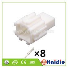 O envio gratuito de 2 conjuntos 8pin cabo de fiação automotivo plug plástico unsealed conector 7186-8847