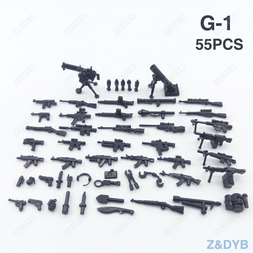 G-1 55PCS