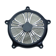 Air Filter Cover Cleaner Motorcycle CNC Crafts For Sportster Road King Gliding Softtail Dyna Touring Street Glide