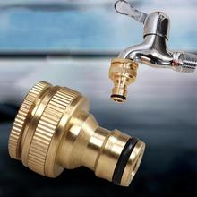 Washing-Machine Home-Accessories Connector Faucets Brass 1PCS Fitting-Pipe Car-Wash-Tool