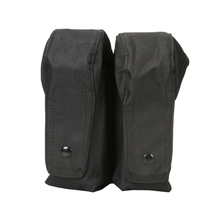 Molle Double Mag Pouch Tactical Pistol Magazine Military Airsoft Holder Bag Hunting Accessories
