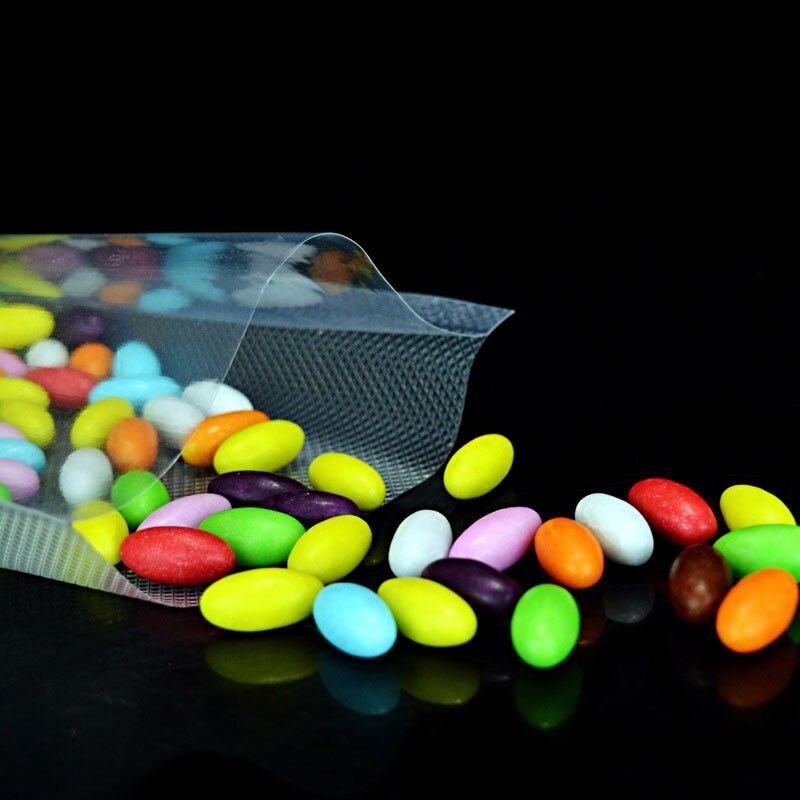 100 шт кухонные вакуумные упаковочные пакеты для пищевых продуктов Sous Vide, вакуумные упаковочные пакеты для хранения пищевых продуктов, кухон...