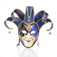 Archaize Halloween Mask Venice Party Supplies Masquerade Christmas Venetian Costumes Carnival Anonymous