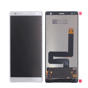Image 4 - Original For Sony Xperia XZ2 LCD Display Touch Screen Digitizer For Sony XZ2 Screen LCD Display Phone Parts Display Free Tools