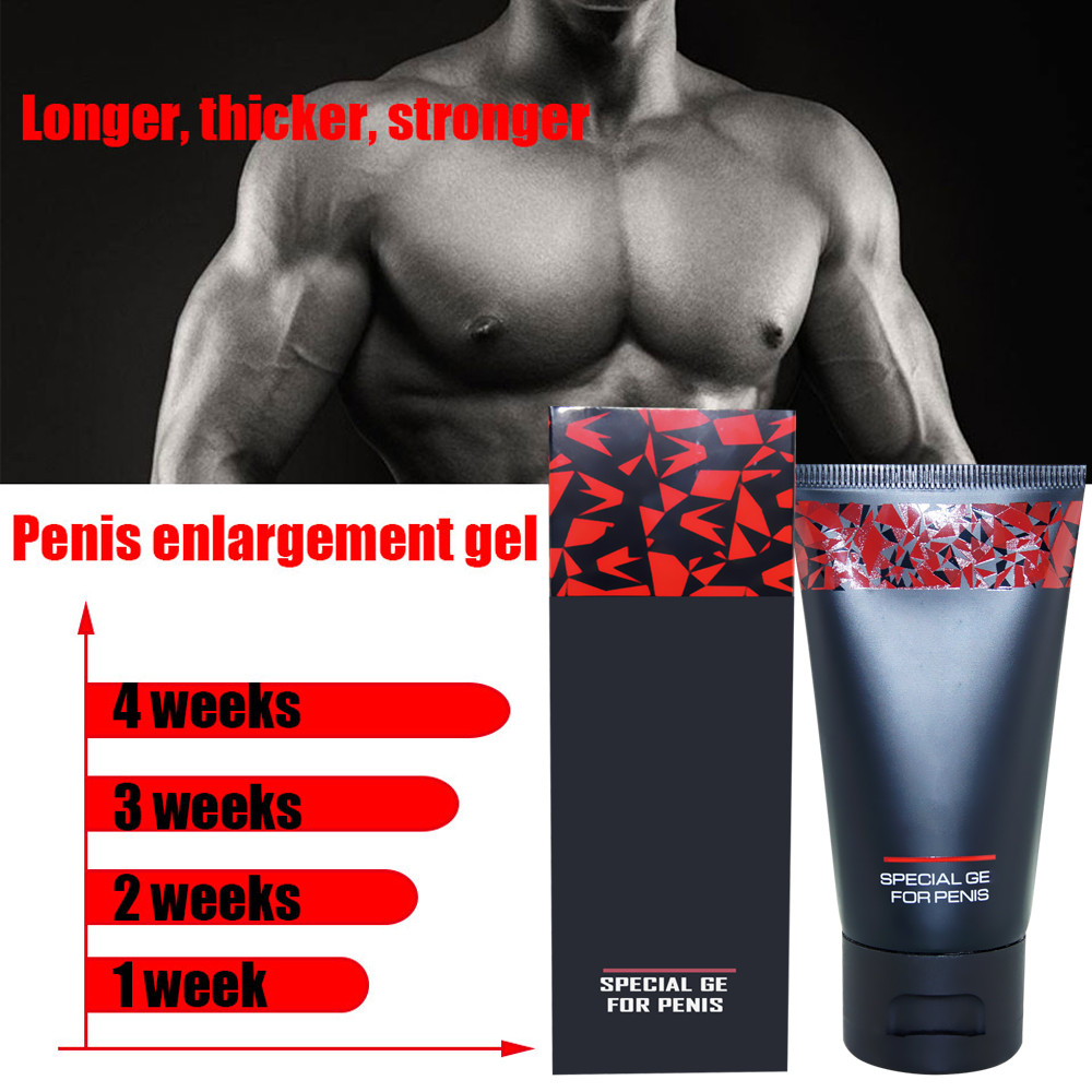 Delay Spray Big Penis Male Enhancemen Penis Enlargement Cream for Dick Growth Massage Essential Oil Sex Time Delay Sex Products