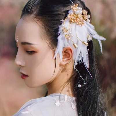 Xian Qi аксессуары для китайской одежды хан шпилька волос Маленькая Шпилька костюма