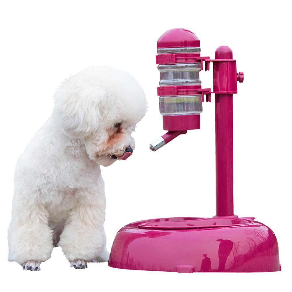 ПЭТ автоматический фонтан для воды, подвесные миски для напитков, бутылка для воды, чайник для кошек, собак, домашних животных, дозатор для в...