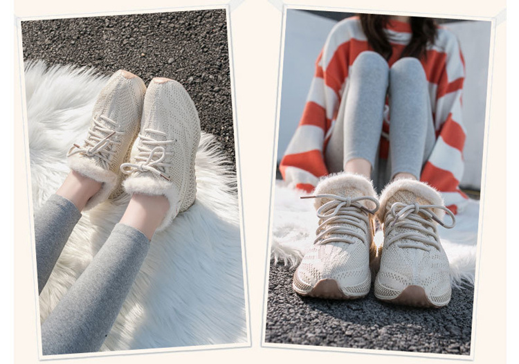 Women Vulcanized Mesh Sneakers 13