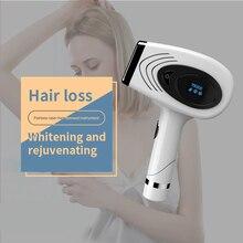Новый 990000 профессиональная постоянная машина удаления волос лазера фотона женщин эпилятор безболезненный для удаления волос машина электрический Depilador
