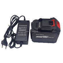 Battery-Pack Cordless-Tool Compatiable Ah for 6000mah 18-Volt.