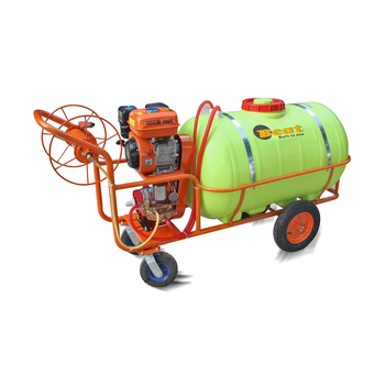 Agriculture gasoline power trolley pump sprayer e agriculture an ict based technology transfer model in agriculture
