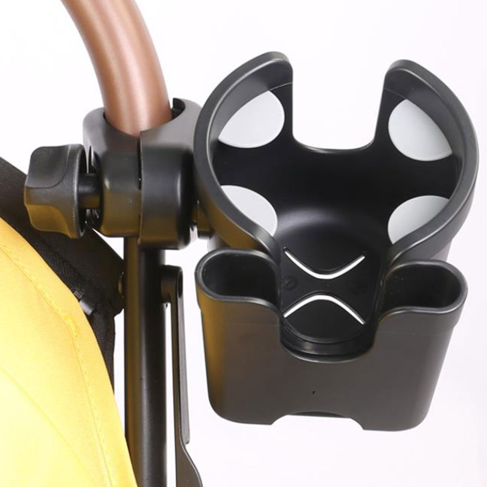 Baby Carriage Cup Holder Children Bike Bicycle Cart Bottle Rack 360 Rotatable St