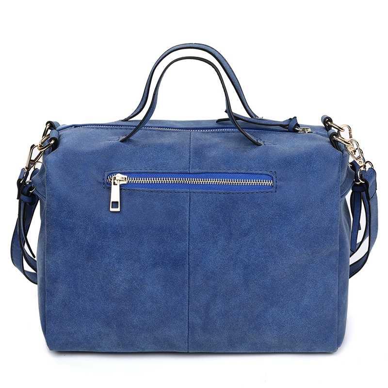 VICUNA POLO Vintage givré PU cuir femmes sac à bandoulière rétro dames sac à main bandoulière Messenger sacs sac à bandoulière livraison directe