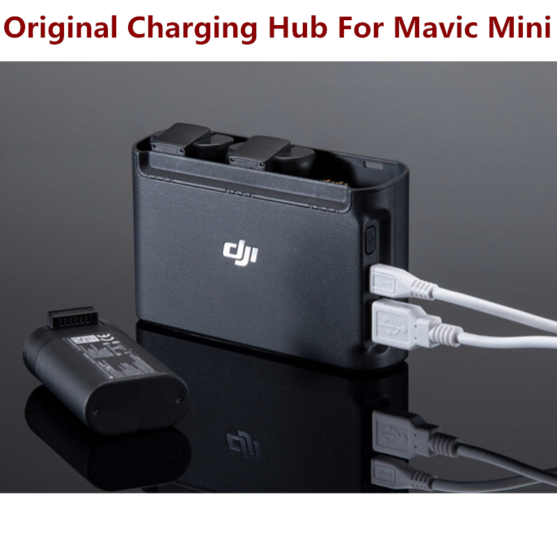 2 In 1 DJI Mavic Mini Charging Hub Mavic Mini Two Way Charging Hub Battery Charging