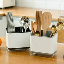Многофункциональный держатель для хранения столовых приборов