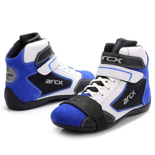 Байкерские ботинки ARCX 4