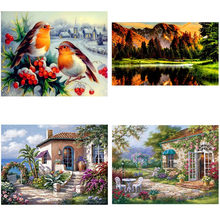 5d Diamond Painting Full Square Landscape Diamond Mosaic Sale Scenery Rhinestones Pictures Diamond Embroidery Cross Stitch Paint(China)