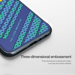 Image 2 - Redmi Note 8 Case NILLKINซิลิโคนเรียบกันกระแทกปกหลังPCสำหรับXiaomi Redmi Note8 Note 8 Pro