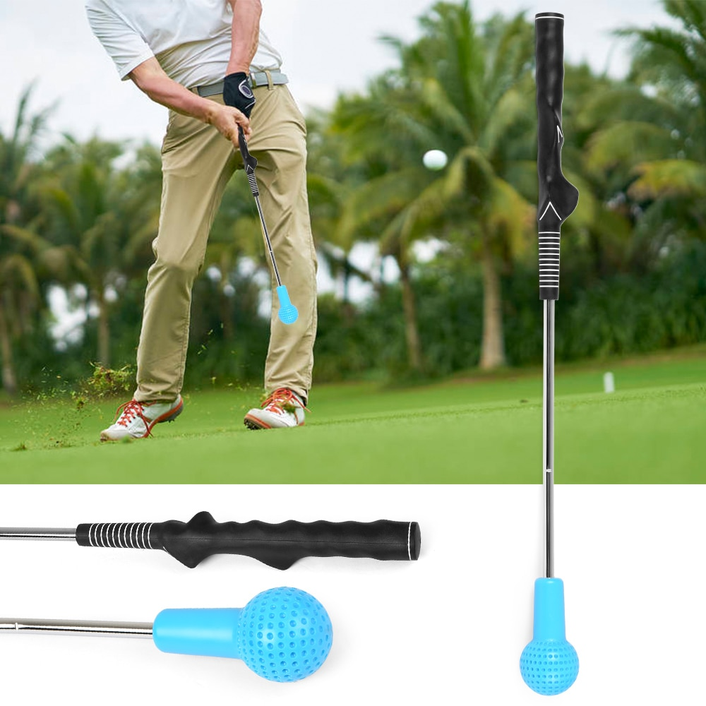 61cm Golf Training Aids For Strength And Tempo Training Golf Swing Trainer Tools Outdoor Sports Entertainment High Quality