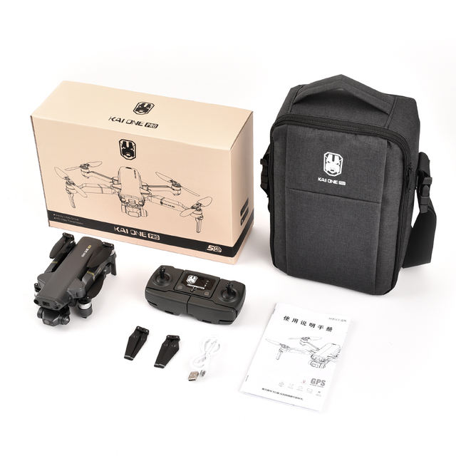 New KAI ONE Pro GPS Drone 8K HD Camera 3-Axis Gimbal Anti-shake Professional Photography