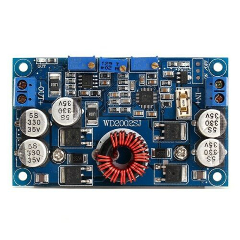 LTC3780 DC 5V-32V To 1V-30V 10A Adjustable Automatic Step Down Regulator Module