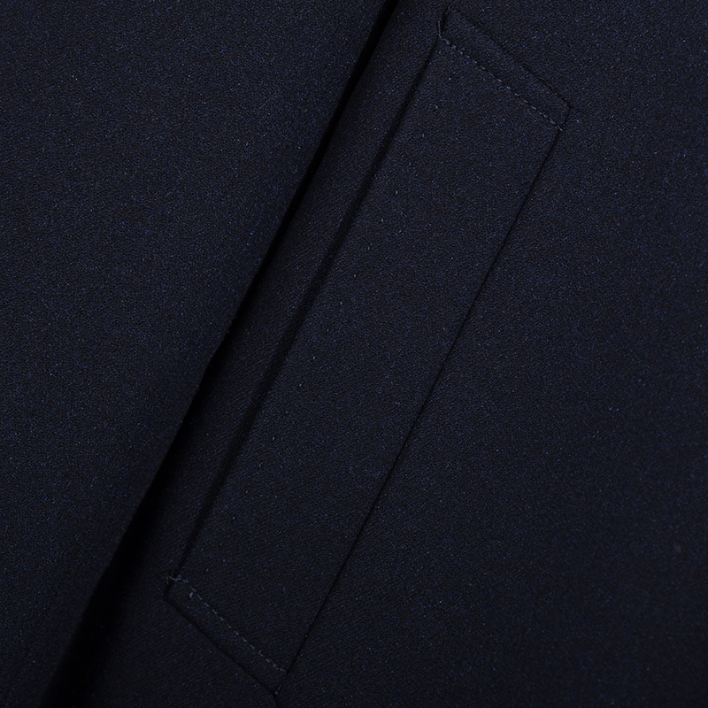 Nuevo abrigo de gran tamaño 8XL 7XL para hombre abrigo de invierno de moda para hombre abrigo de lana de calidad grueso abrigo de lana caliente para hombre abrigo - 5