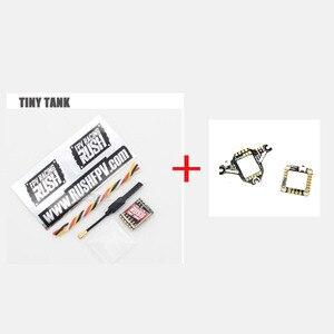 Image 5 - M./ Nuevo/RUSH Tiny TANK Nano /VTX Whoop VTX adaptador 48CH 350mW TBS SmartAudio transmisor de vídeo FPV 5V de entrada para Dron RC FPV