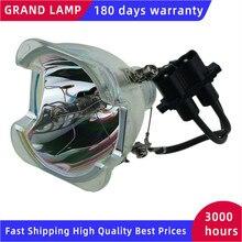 תואם 5J.J2605.001 עבור Benq W6000 W5500 W6500 מקרן מנורת הנורה P VIP 300/1.3 E21.8 עם 180 יום אחריות גרנד