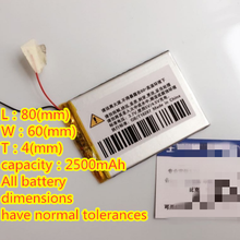 406080 426179 2500mah 3.7V Polymer lithium battery fore-book. tablet PC,GPS,