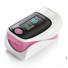 Oximeter Finger Pulse OLED PR SPO2 Digital with Carrying-Case