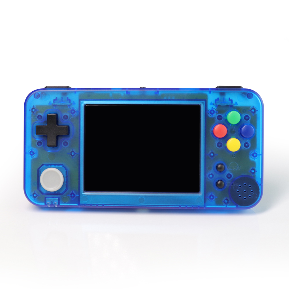 GKD 350H - Retro Game Console Video Game Handheld-GameKiddy GKD350H MINI  3.5inch IPS Screen Game Player RG350 H